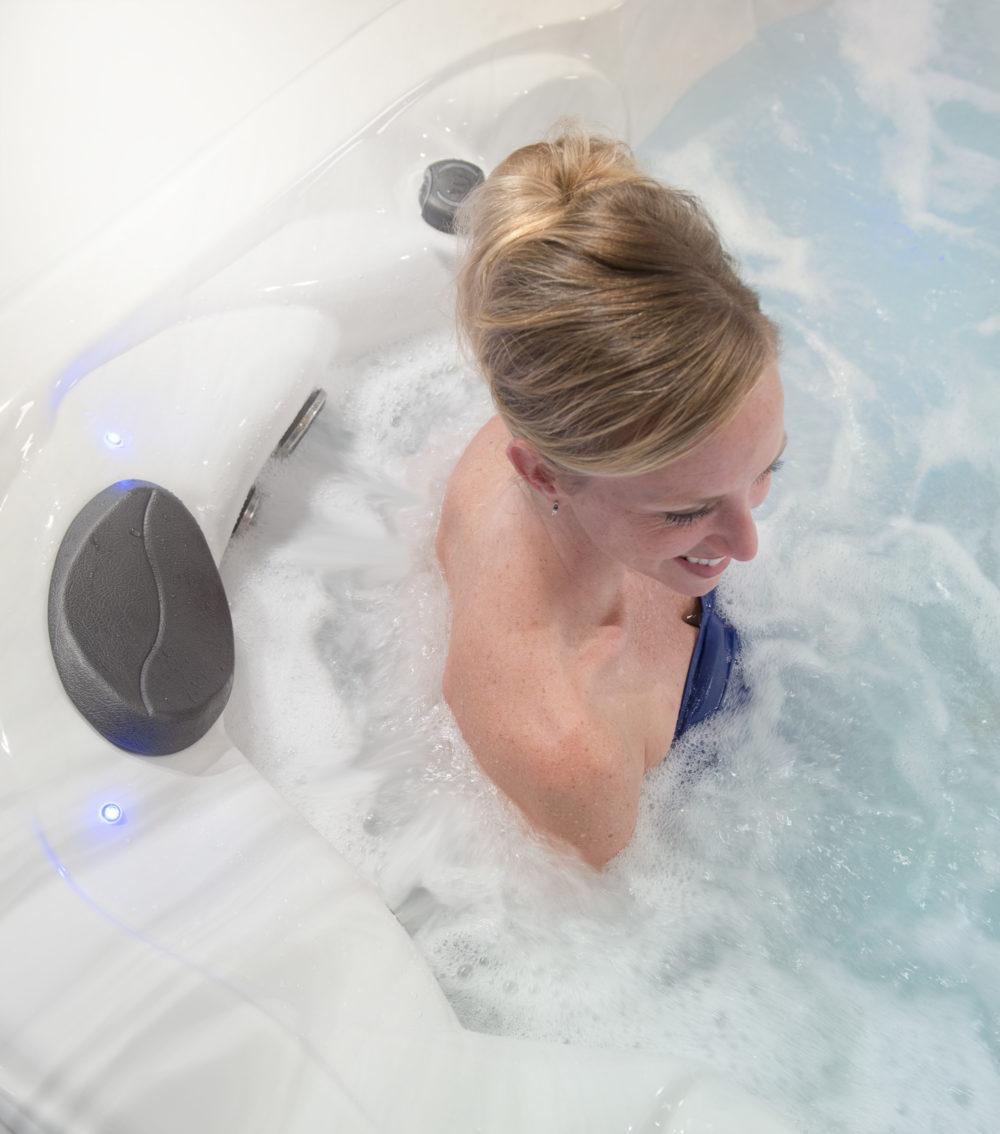 tub temperature hot Sperm